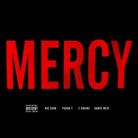 Клип Kanye West - Mercy feat. Big Sean, Pusha T & 2 Chainz смотреть онлайн