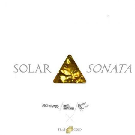 Mark Holiday, Trendsetter - Solar Sonata (Piano Trap Edit)