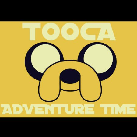 TOOCA - ADVENTURE TIME