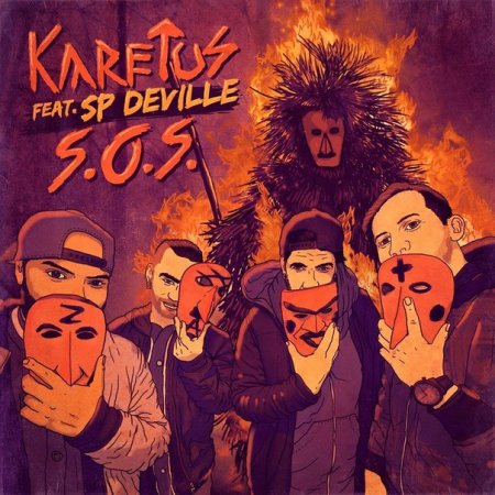 Karetus feat. Sp Deville - S.O.S. (Original Mix)