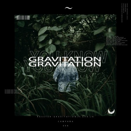 Rasster & GVO LV - Gravitation (Original Mix)
